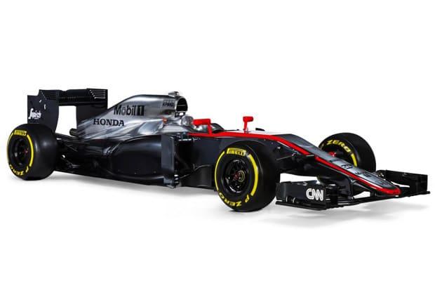 McLaren Honda MP4-30 - 01