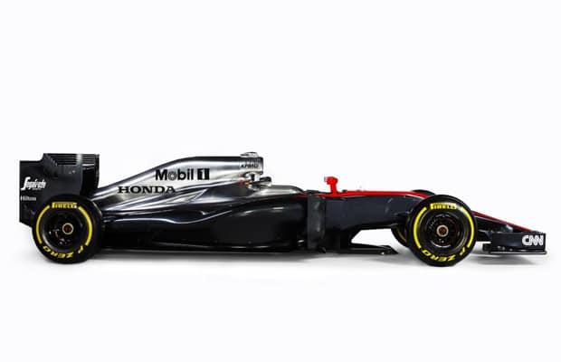 McLaren Honda MP4-30 - 02