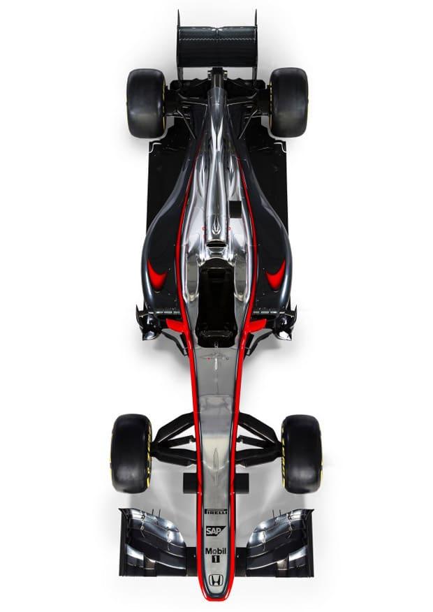 McLaren Honda MP4-30 - 03