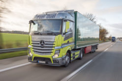 "Mercedes-Benz Actros – ""Fuel Duel"" demonstracija štedljivosti"