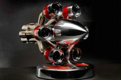 iXOOST Radial6 – Zvučni sistem po uzoru na auspuh!