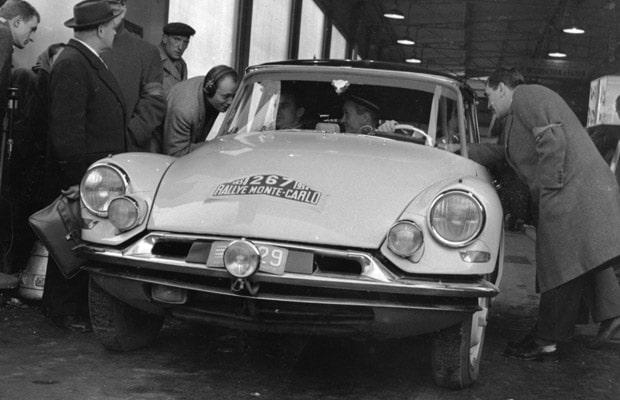 Rallye de Monte Carlo 1958 - 6.440.5 -