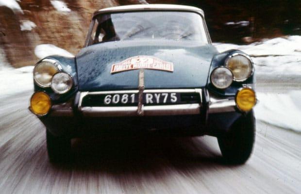 Rallye de Monte Carlo 1966 - 66.7.5 - copyright A. MARTIN -