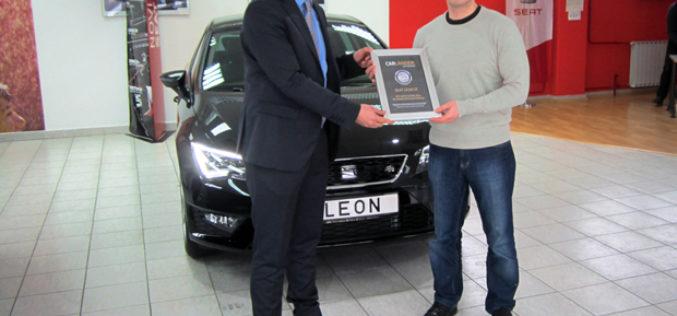 """SEAT Leon ST pobjednik u izboru """"Test automobil godine 2014."""""""