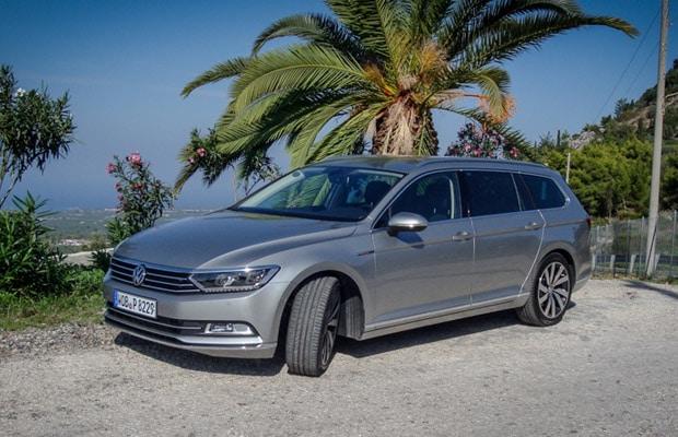 Test Volkswagen Passat B& Grcka 2014 - 480