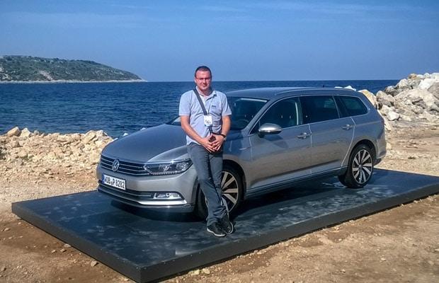Test Volkswagen Passat B& Grcka 2014 - 483