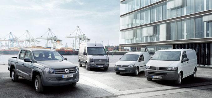 Volkswagen isporučio 444.900 komercijalnih u 2014. godini