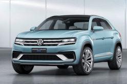 Volkswagen Cross Coupe GTE koncept otkriven na sajmu automobila u Detroitu