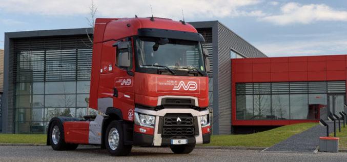 Norbert Dentressangle naručio 530 kamiona Renault Trucks