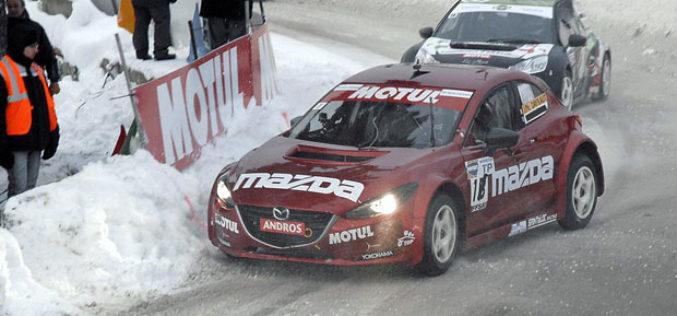 Mazda osvojila Trophée Andros