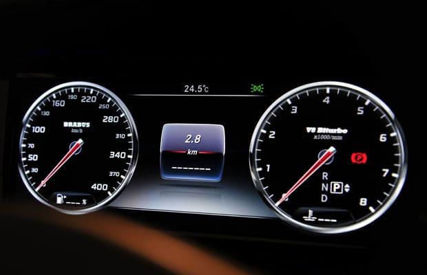 BRABUS 850 6.0 Biturbo Coupe - 03