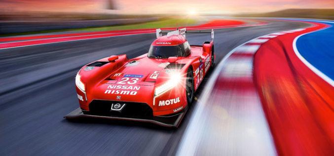Nissan tokom Super Bowla predstavio izazivača za utrke serije Le Mans
