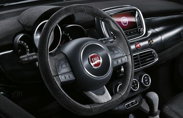 Fiat 500X Black Tie - 04