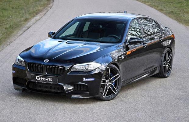 G-POWER BMW M5 - 01