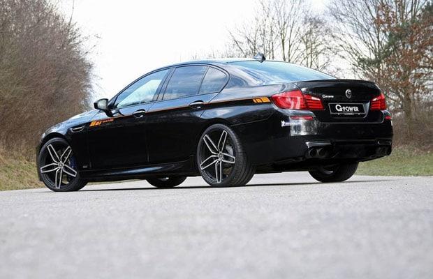 G-POWER BMW M5 - 02