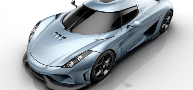 Koenigsegg Regera – Nova era