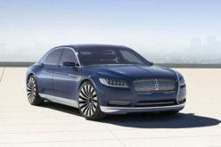 Lincoln Continental Concept  – Budućnost tihog luksuza