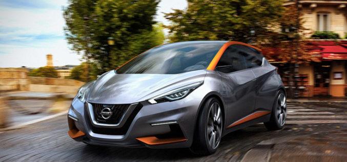 Nissan iznova osmislio gradski automobil