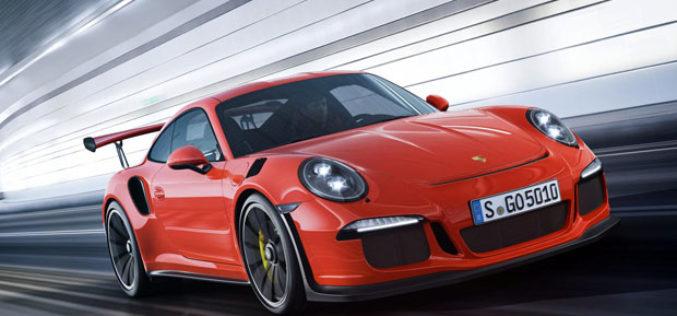 Porsche 911 GT3 RS – Na granici između cestovnog i trkaćeg