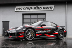 Mcchip-DKR Porsche 991 3.8 Turbo S – U 3 koraka do 660 KS