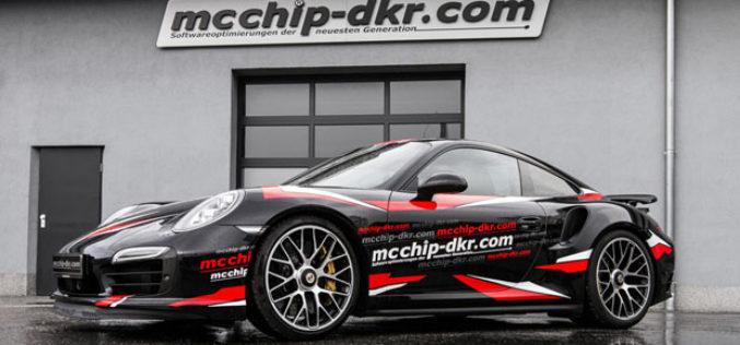 Mcchip-DKR Porsche 991 3.8 Turbo S – U 3 koraka do 660 KS