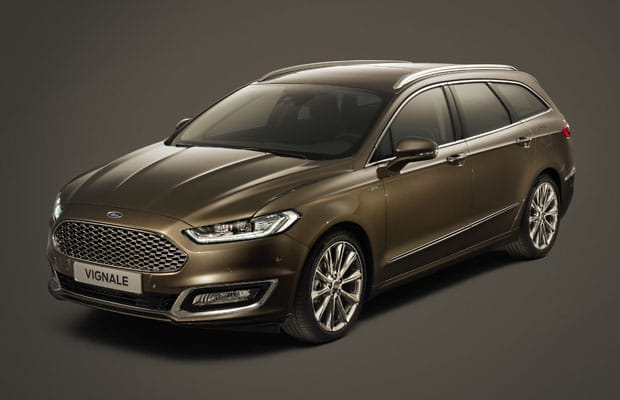 Ford Mondeo Vignale 01 -