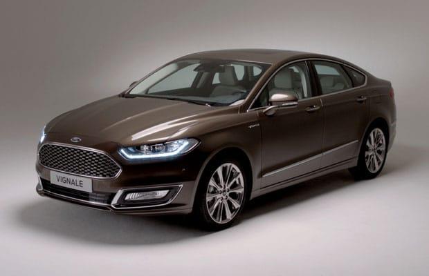Ford Mondeo Vignale 05 -