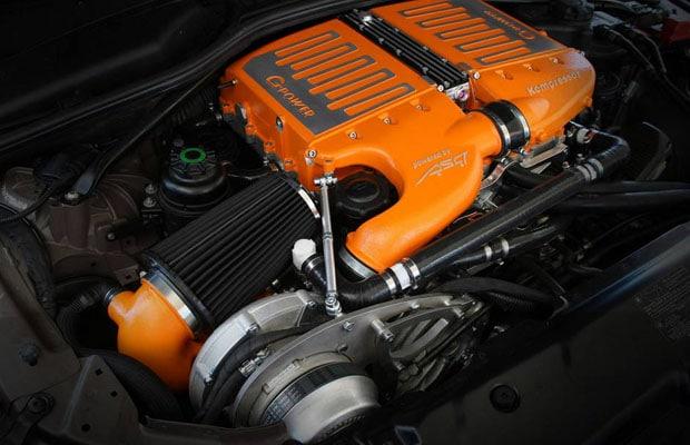 G-POWER SK II Mono-Kompressor za BMW M5-M6 V10 - 03