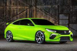 Honda Civic Concept – Pravac budućnosti