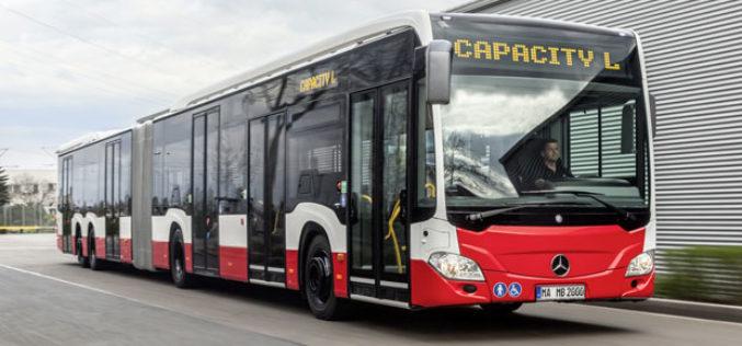 Mercedes-Benz CapaCity L – Autobus u XXL izdanju