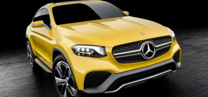 Mercedes-Benz Concept GLC Coupé – Koncept u proizvodnim standardima