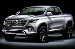 Mercedes priprema luksuzni pickup model