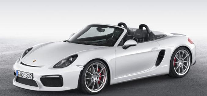 Porsche Boxster Spyder – Tajna uspjeha je u jednostavnost
