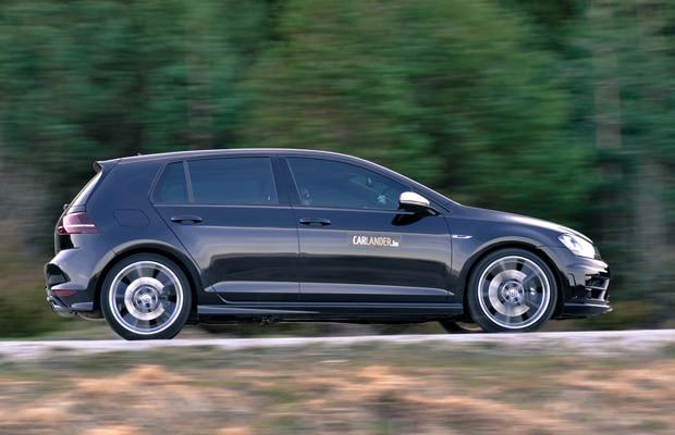 Volkswagen Golf R - 620 - Test 2015 - 08