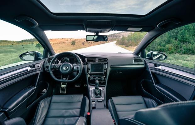 Volkswagen Golf R - 620 - Test 2015 - 13