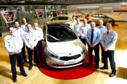 Kia proizvela milion cee'd automobila