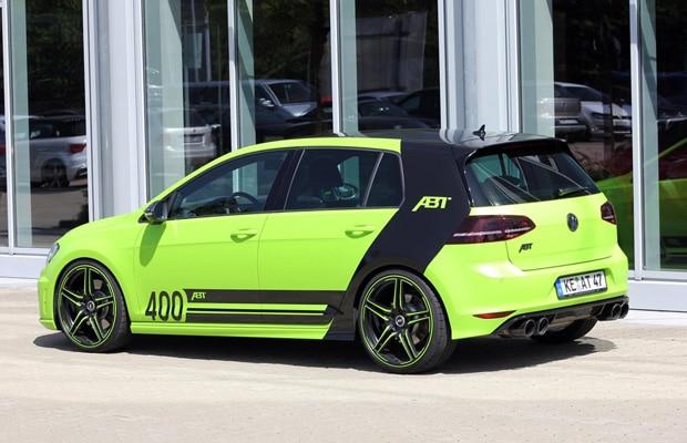 ABT VW GOLF R 400-