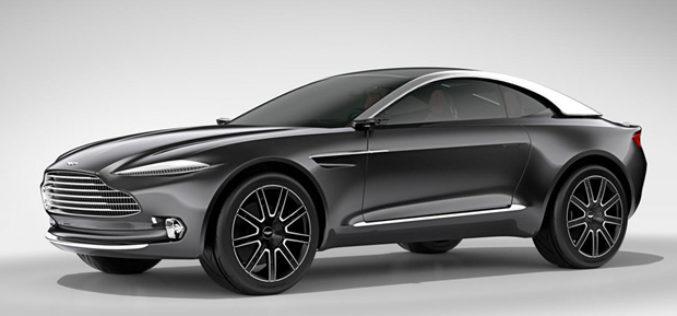Aston Martin DBX concept zvanično ide u proizvodnju