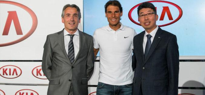 Rafael Nadal i Kia Motors narednih 5 godina zajedno