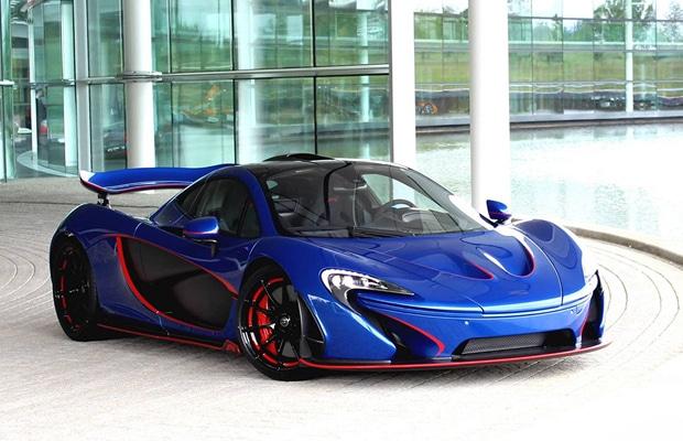 McLaren P1 MSO plavi 01