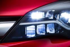 Nova generacija Opel Astre sa svjetlom IntelliLux s LED matricom