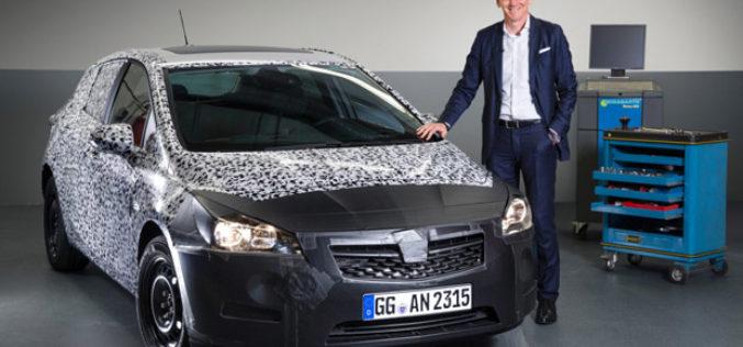 Opel najavljuje potpuno novu generaciju Opel Astre