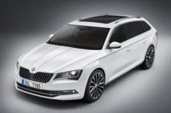 Nova Škoda Superb u karavanskoj izvedbi