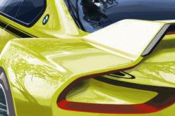 BMW objavio teaser BMW 3.0 CSL Hommage modela