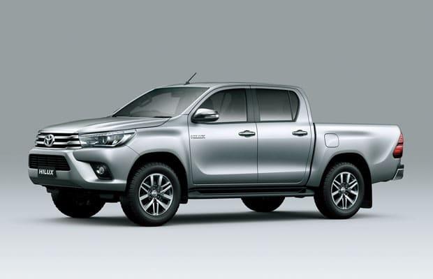 Toyota HILUX 2015 - 01