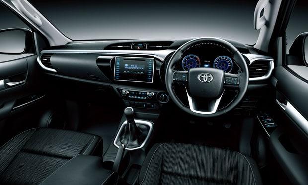 Toyota HILUX 2015 - 03