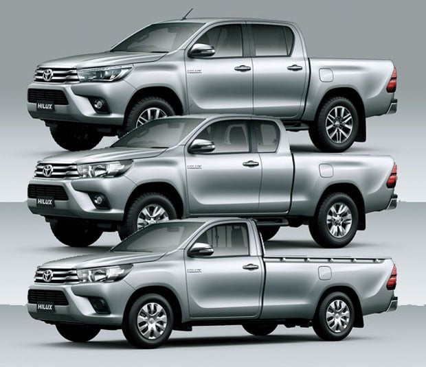 Toyota HILUX 2015 - 09