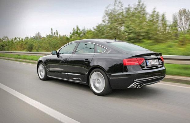 Vozili smo Audi A5 sportback 2.0 quattro -620 03
