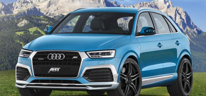 ABT Audi Q3 2.0 TDI sa 210 KS i 420 Nm