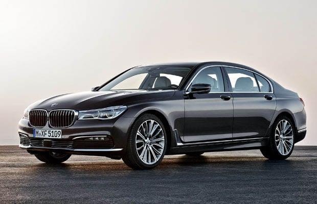 BMW 7 - 2015 - 01